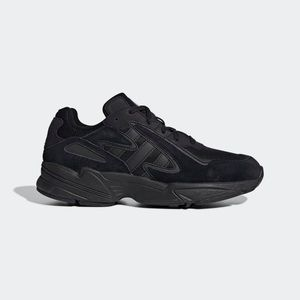 New* adidas Yung-96 Chasm Black Shoes